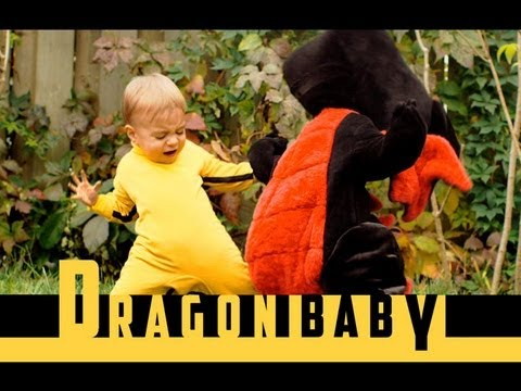 Dragon Baby — Paródia maneira do Kill Bill